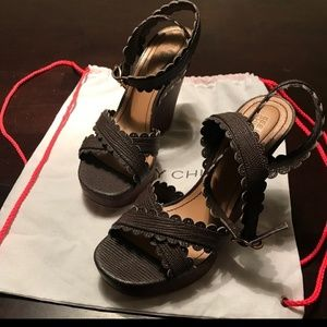 See by chloé wedges shoes sandals
